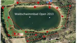 Waldschwimmbad 2013 Layout